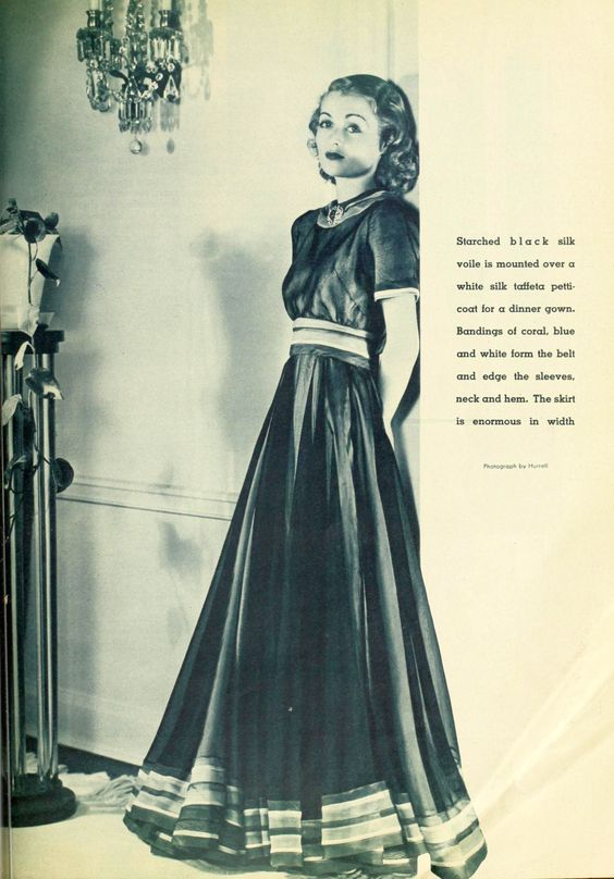 Constance Bennett, Photoplay Magazine, February 1937