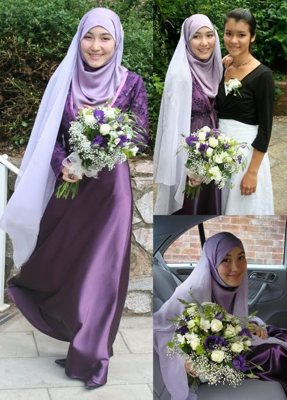 How Muslim Women Dress and Impact This Society According to the ...