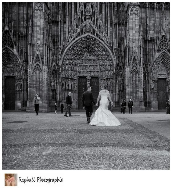 Mariés - Seance photo de couple