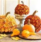 Thanksgiving Table Centerpieces - Bing Images
