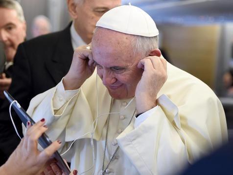 Papa Francisco abrirá conta no Instagram no dia 19 (foto: ANSA)