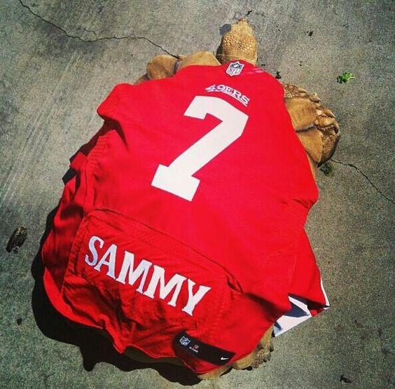 #kaepernick #49ers #NFL #sanfranciso #sammy #tortoise #pet