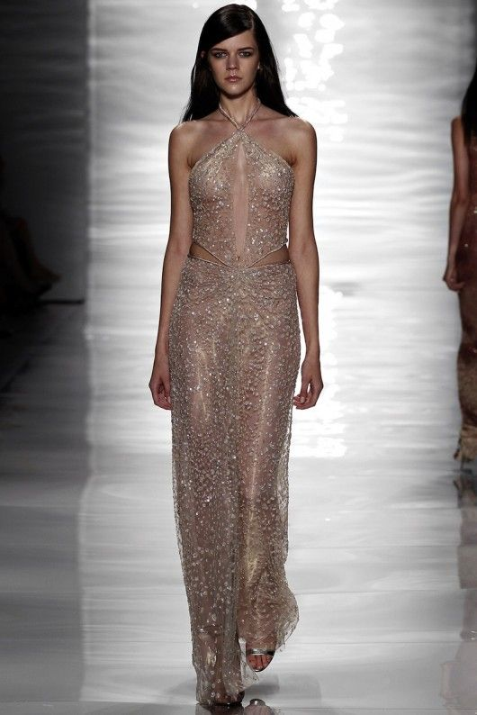Reem Acra Lente/Zomer 2015 (31)  - Shows - Fashion