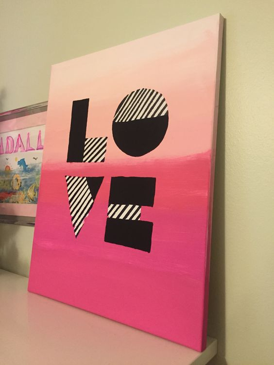 LOVE canvas! perfect addition for your room!