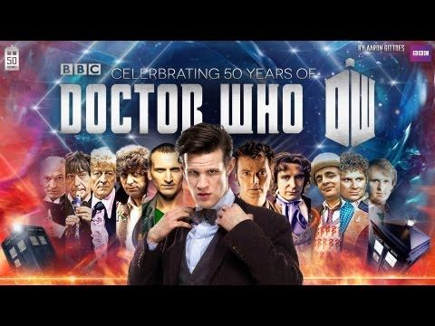 Doctor Who: The 50th Anniversary - BBC One Trailer (HD)