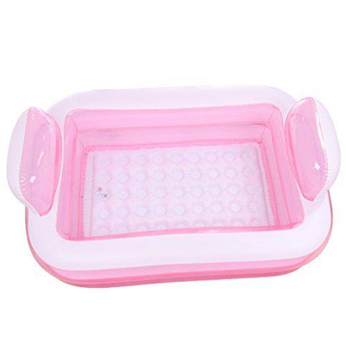Cqq Bañera Bañera Inflable Bañera Plegable Para Bañera Espesamiento Bañeras Para Adultos Bañeras De Plástico Para Niños Col Bañera De Plástico Banera Bañeras