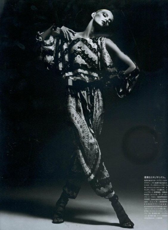 Spring Summer 2012 Collection Editorials