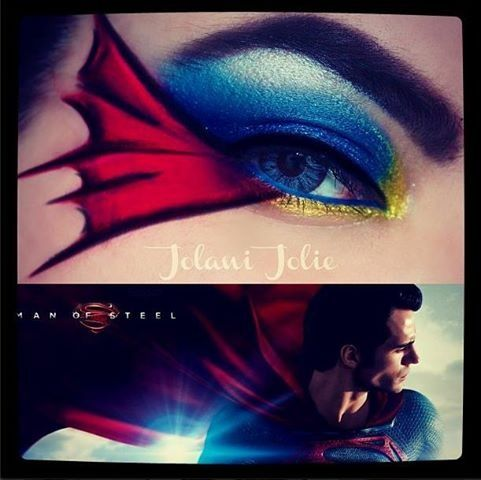 superman make up superman and