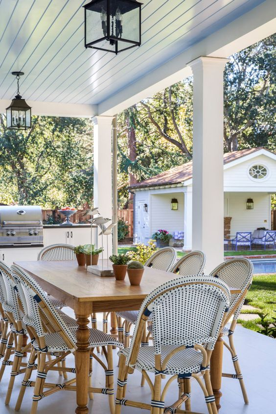 Maximize your covered patio!
