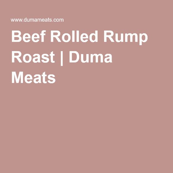 how to cook rolled roast beef
