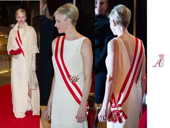 Tesouras & Tiaras: O melhor de 2012 - Princesa Charlene do Mónaco