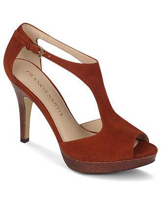 Franco Sarto Shoes, Vandal Platform Sandals - Sandals - Shoes - Macy's
