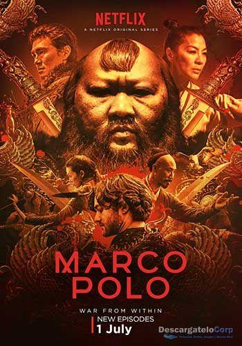 Marco Polo Temporada 2 Completa Hd 720p Latino Dual Saison 2