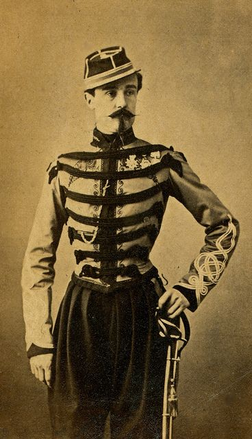 Jerome Bonaparte Patterson (grandson of Napoleon's brother and his jilted, American wife)