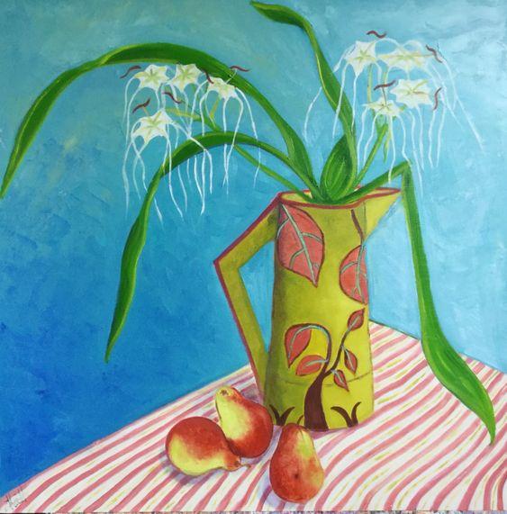 Kerry Ann Harvey. 3 Pears