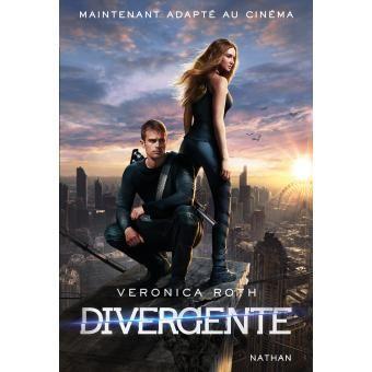 Divergente Tome 1 Divergente Veronica Roth Anne Delcourt Broche Achat Livre Divergent Movie Prime Movies Divergent Movie Poster