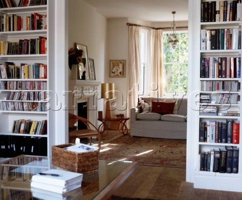 Modern living room in Victorian house | modern victorian ...