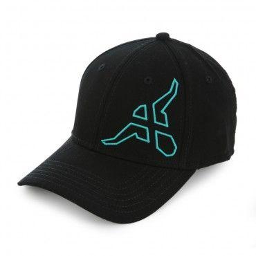 Cornell's Country Store Wrangler® 20X® Black Baseball Flex Fit Style Cap