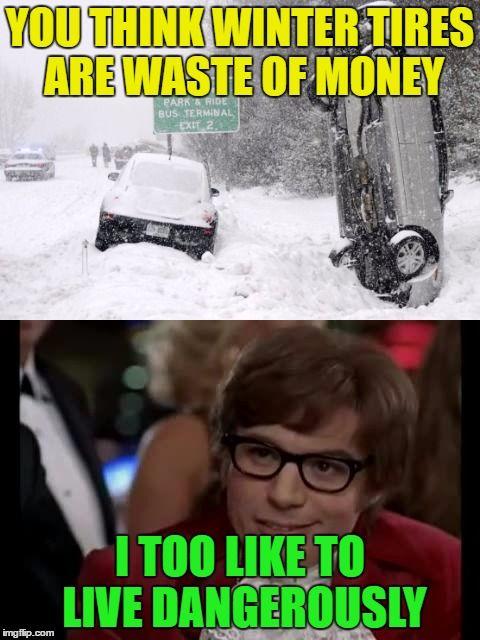 Winter Tires Imgflip Winter Tyres Winter Car Car Memes