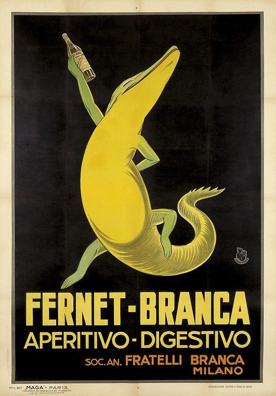 Fernet-Branca - Milano -