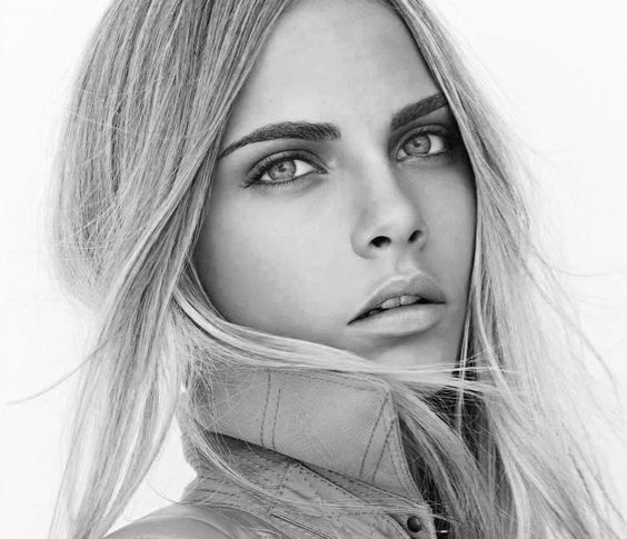 Cara Delevingne for Burberry _