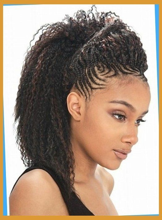 Braid Styles For Natural Hair Growth On All Hair Types For Black Women Box Braids Hairstyles Box Braids Styling Natural Hair Styles