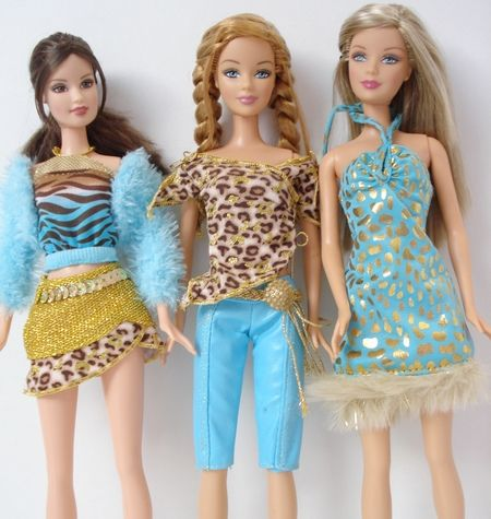 https://flic.kr/p/bwAes6 | Fashion Fever Teresa and Barbies