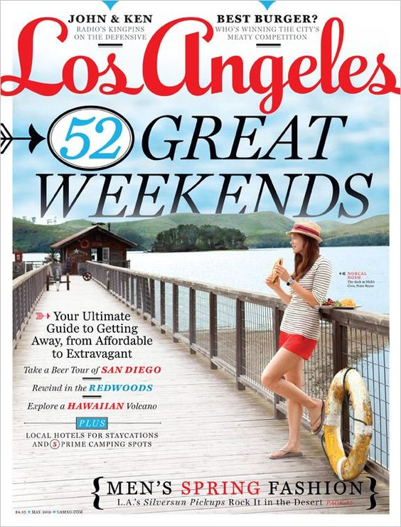 Magazine / Cover Archive - Los Angeles