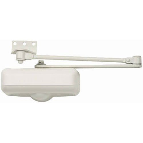 Details About Tell Dc100084 Light Duty Door Closer Ivory Size 3 Home Hardware