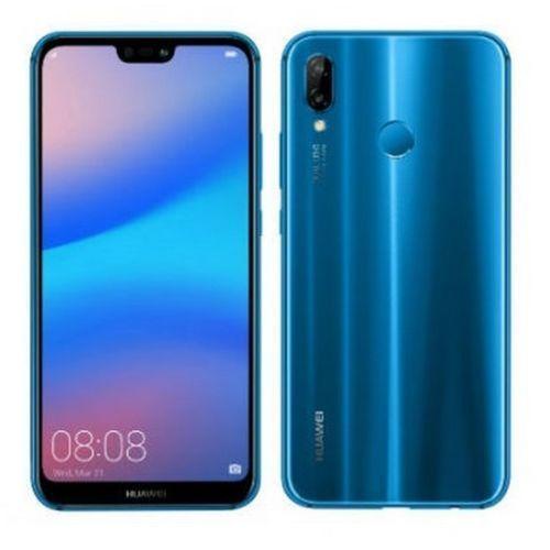 Nuevo Huawei P20 Lite 64gb Dual Sim 4gb Ram Smartphone Sim Libre Azul Blue 4k Telefonlar