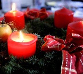 Vorsicht mit Paraffin-Kerzen - Asthma - Auch im Winter lauern Gefahren für Asthmatiker: Duft-Kerzen aus Paraffin-Wachs.