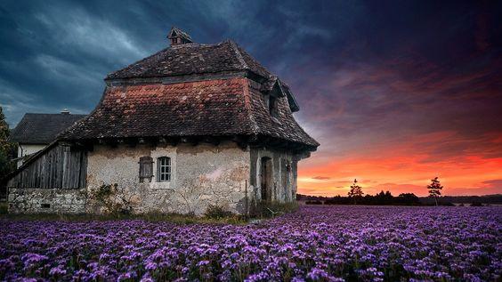 Old farmhouse by cirosantopietro2012