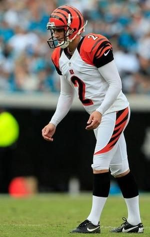 Bengals re-sign kicker Mike Nugent to 2-year contract | NFL - http://www.sportsgameupdate.com/bengals-re-sign-kicker-mike-nugent-to-2-year-contract-nfl/