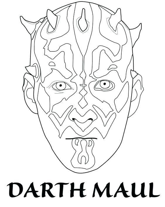 Darth Maul Coloring Pages This Site Contains Information About