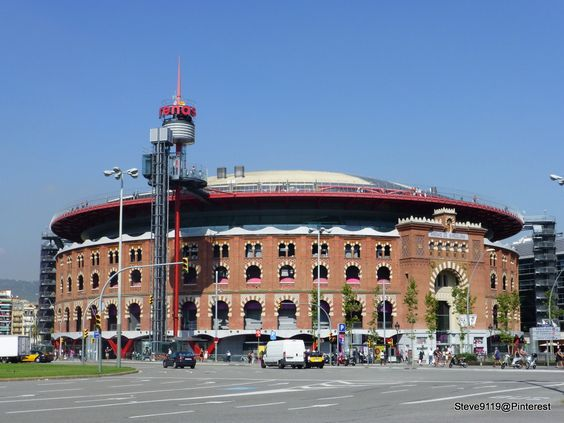 Arenas de Barcelona @ Barcelona, Spain