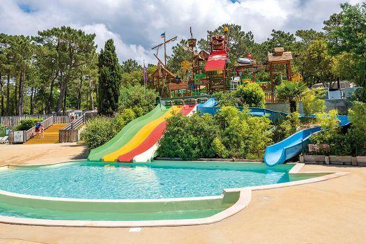Top 10 Camping En Gironde Avec Parc Aquatique Piscine Et