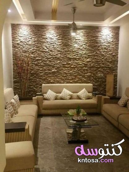 ورق الحائط المجسم بشكل الأحجار ورق جدران حجر بني ورق حائط طوب 2020 Stone Wall Interior Design Living Room Design Modern Interior Wall Design