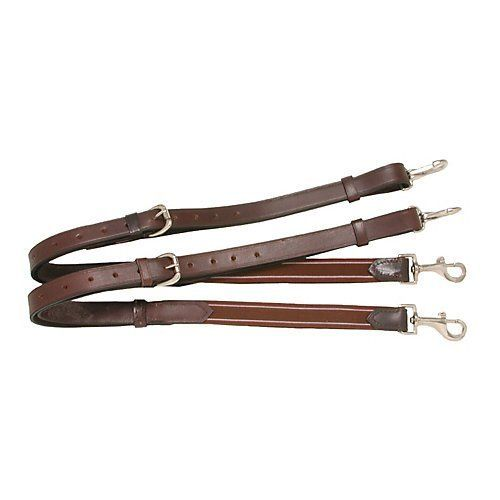 Leather Elastic Side Reins by Professional's Choice. Leather Elastic Side Reins.