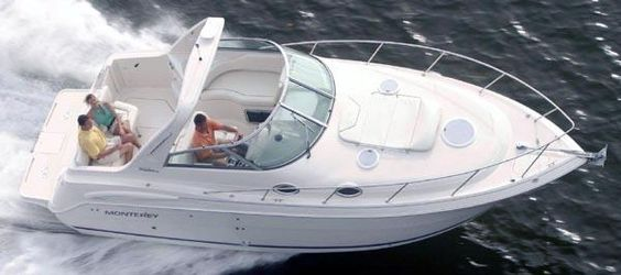2004 30.42' Monterey Cruiser-Boat For Sale www.EdwardsYachtSales.com