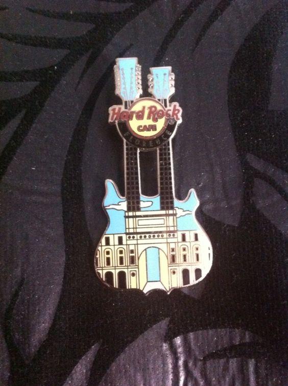 PIAZZA DELLA REPUBBLICA FIRENZE PIN !! #piazzadellarepubblica #firenze #florence #pin #spilla #hardrock