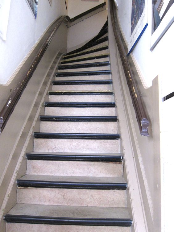 Elizabeth's stairs