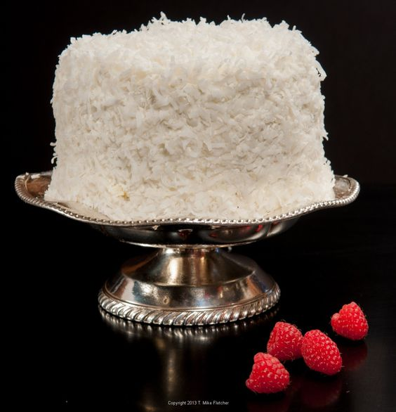 Coconut Cream Cake is an old fashioned favorite and one of our clients ...