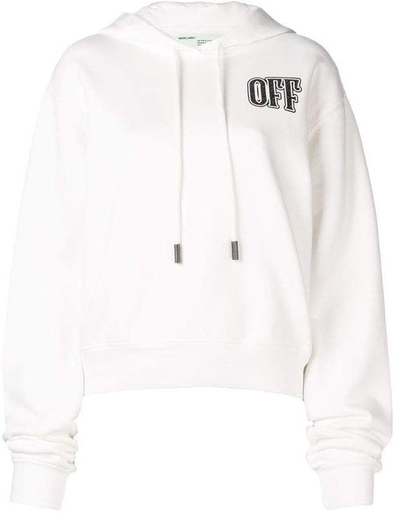 Off-White(オフホワイト)の本物のパーカー