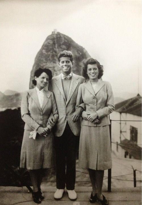 JFK: A Profile in Pain | Painopolis