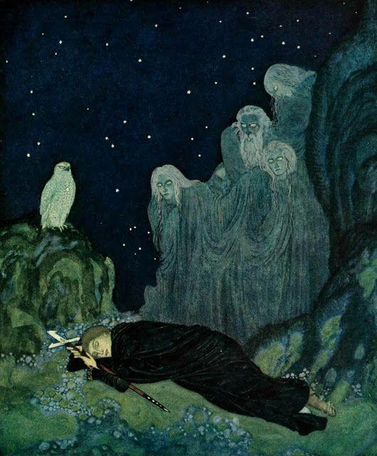 ART & ARTISTS: Edmund Dulac - part 5