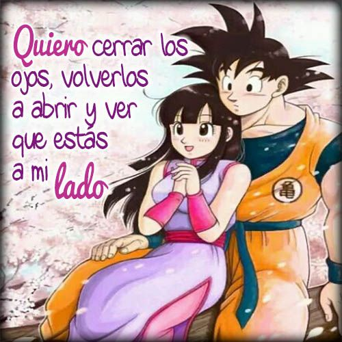 Dragon Ball Z Imagenes De Amor Imagenes De Desamor Personajes De Goku Imagenes De Goku Goku Y Bulma