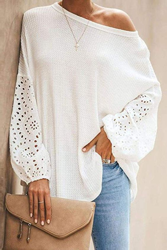 32 Stylish Blouses To Update You Wardrobe This Spring outfit fashion casualoutfit fashiontrends