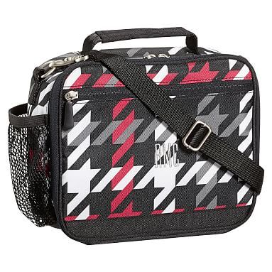 Gear-Up Red Houndstooth Cold Pack Lunch #pbteen