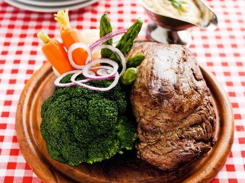 Heerlijk stukje biefstuk