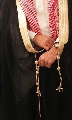 Amazing Best Quality Mens Islamic Arabian Cloak Bisht Thobe Aaa Finest Quality Ebay Wedding Cards Images Arab Wedding Wedding Cards